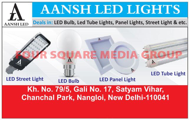 Led Lights, Led Bulbs, Led Tube Lights, Led Panel Lights, Led Street Lights