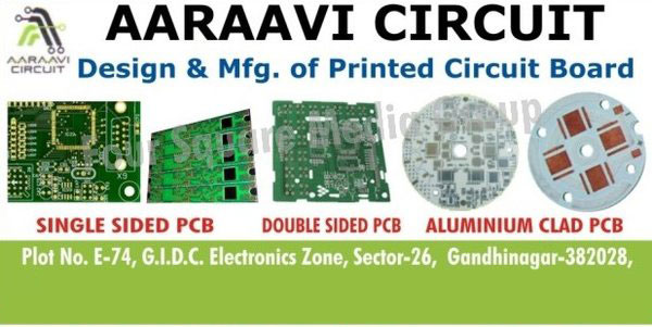 PCB, Printed Circuit Boards, Single Side PCB, Single Side Printed Circuit Boards, Double Side PCB, Double Side Printed Circuit Boards, Aluminium Clad PCB, Aluminium Clad Printed Circuit Boards, PCB Designing Service, Printed Circuit Board Designing Service