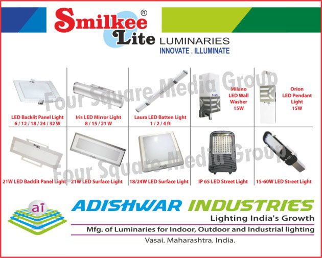 Led Lights, Led Panel Lights, Led Mirror Lights, Led Batten Lights, Led Wall Washers, Led Pendant Lights, Led Street Lights, Led Surface Lights, Led Backlit Panel Lights