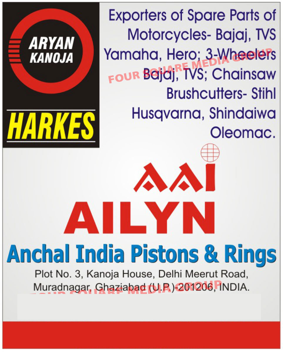 Anchal india Pistons & Rings, Ghaziabad, Manufacturer of - Piston ...