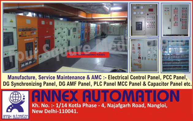 Amc of Electrical Control Panels, Amc of PCC Panels, Amc of DG Synchronizing Panels, Amc of DG AMF Panels, Amc of PLC Panels, MCC Panels, Amc of Capacitor Panels, Electrical Control Panels, PCC Panels, DG Synchronizing Panels, DG AMF Panels, PLC Panels, MCC Panels, Capacitor Panels