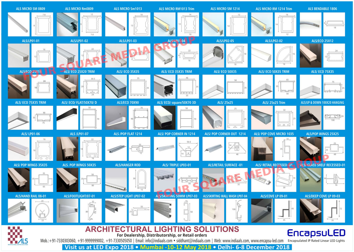 Linear Led Lights, Led Linear Lights