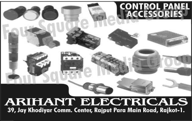 Control Panel Accessories,