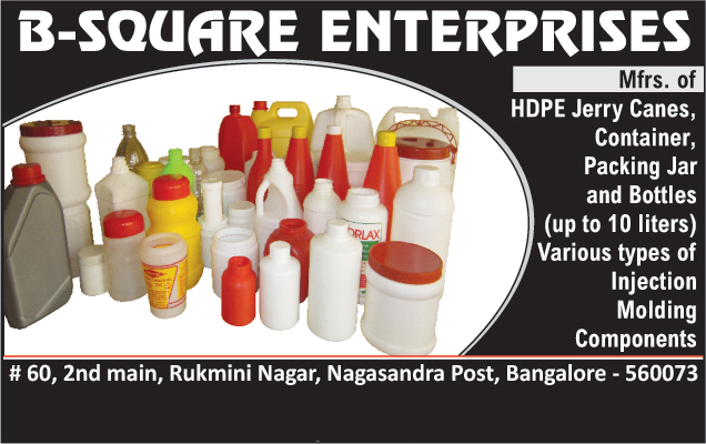 Hdpe Jerry Canes, Containers, Packing Jars, Bottles, Canes, Injection Molding Components