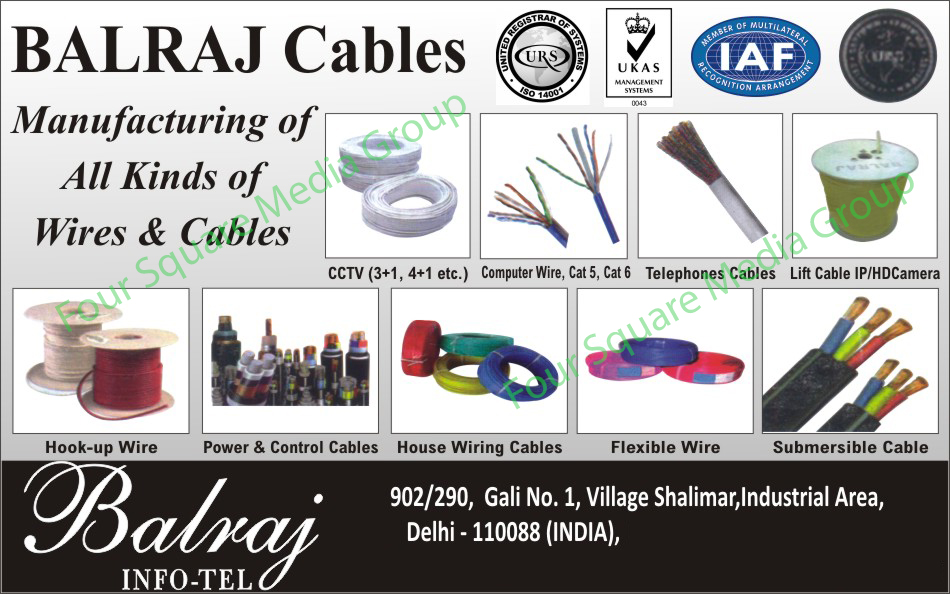 Wire | Cable | Submersible Cable | Flexible Wire | House Wiring ...
