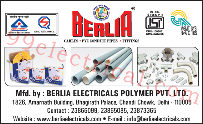 Electrical Cables, PVC Pipes, PVC Pipe Fittings,PVC Fittings, Pipe, Fittings, Electrical Items, Telephone Wires, Single Core Aluminum Cables, Twin Core Flat Aluminum Conductor Cables, PVC Insulated Sheathed, Aluminum Conductor 3 Core Circular, Aluminum Conductor 4 Core Circular, PVC Insulated Unsheathed Copper Conductor,  Copper Conductor, Cables, Pipes, PVC Conduit Pipes