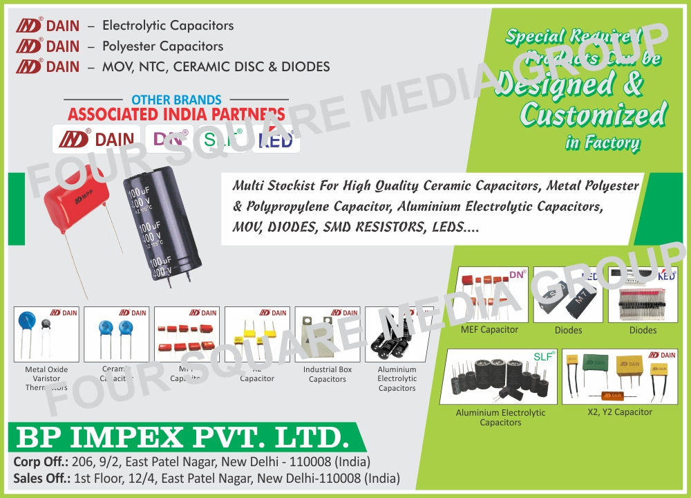 Electronic Components, Ceramic Capacitors, Film Capacitors, Metalized Film Capacitors, Electrolytic Capacitors, SMD, Leds, MOV, Polyester Film Capacitors, Metal Oxide Varistors, Metalized Capacitors, Thermistors, Ceramic Disc Capacitors, Y1 Capacitors, Y2 Capacitors, Metallized Polypropylene Capacitors, MPP, X2 Box Capacitors, Metallised Polyester Capacitor, MEF, Metal Oxide Varistor Thermistors, Box Capacitors, NTC, X2 Capacitors, Poly Capacitors, Metal Polyester, Aluminium Electrolytic Capacitors, SMD Resistors, MPP Capacitor, Industrial Box Capacitor, MEF Capacitor