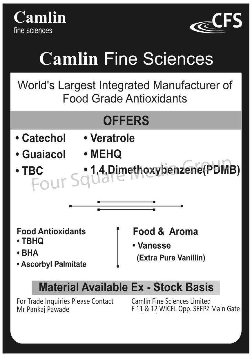 Food Grade Antioxidants