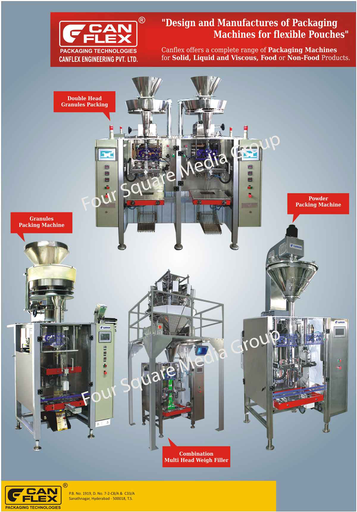 AFFS Packaging Machines, Mineral Water Pouch Packaging Machines, Butter Milk Pouch Packing Machines, Liquor Pouch Packing Machines, Viscous Product Pouch Packing Machines, Non Viscous Product Pouch Packing Machines, Granules Pouch Packing Machines, Pulses Pouch Packing Machines, Seeds Pouch Packing Machines, Powder Pouch Packing Machines, Spices Pouch Packing Machines, Atta Pouch Packing Machines, Petroleum Pouch Packing Machines, Flat Conveyor, Cleated Belt Conveyor, Masala Pouch Packing Machines, Paste Pouch Packing Machines, Alcohol Pouch Packing Machines, Juice Pouch Packing Machines, Combination Multi Head Weigh Filler, Beverage Pouch Packing Machines, Granule Packing Machine, Weigh Filler Machine