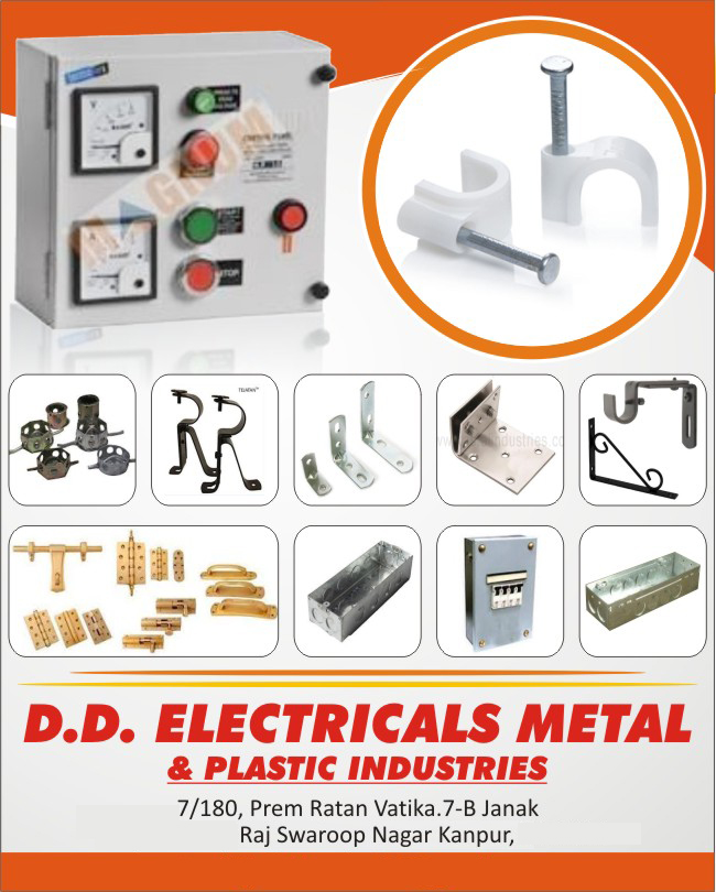 Electrical Concealed Metal Boxes | Electrical Concealed Plastic ...