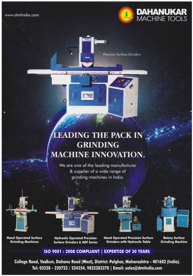 Grinding Machines, Hand Operated Surface Grinding Machines, Hydraulic Operated Precision Surface Grinder, Rotary Surface Grinding Machines