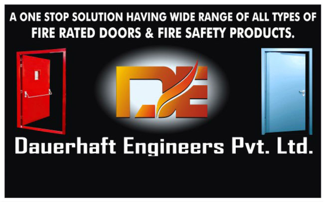 Fire Doors, Fire Safety Products