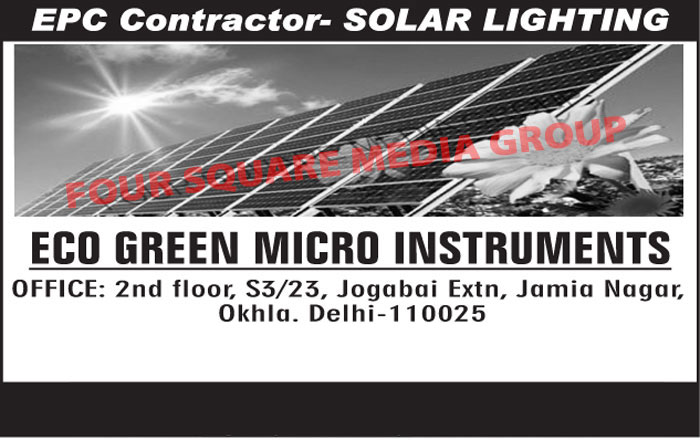 Solar Lighting EPC Contractor