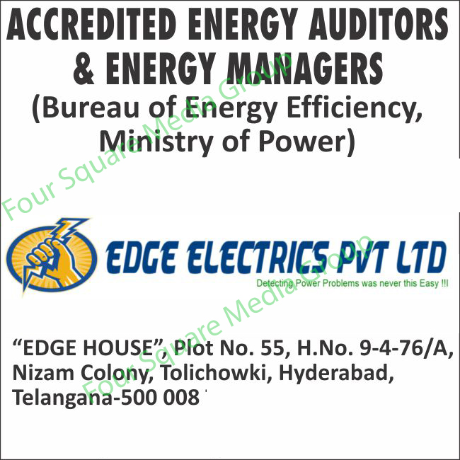 Accredited Energy Auditors, Energy Managers