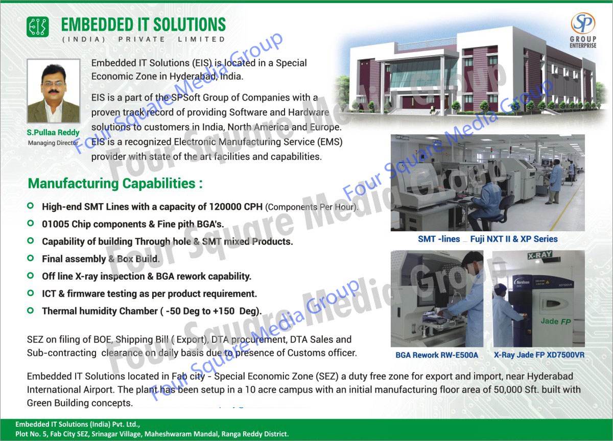 Electronic Manufacturing Service Provider