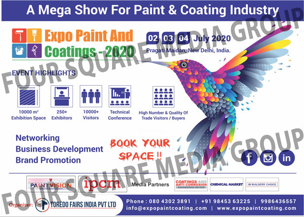 Paint And Coating Exhibition