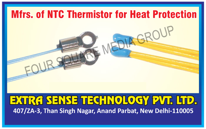 NTC Thermistor For Heat Protection