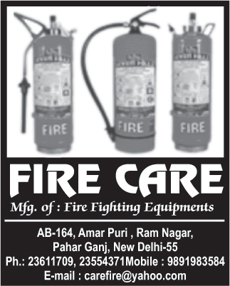 Fire Fighting Equipments, Fire Safety Products