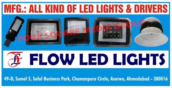 Led Lights, Led Drivers