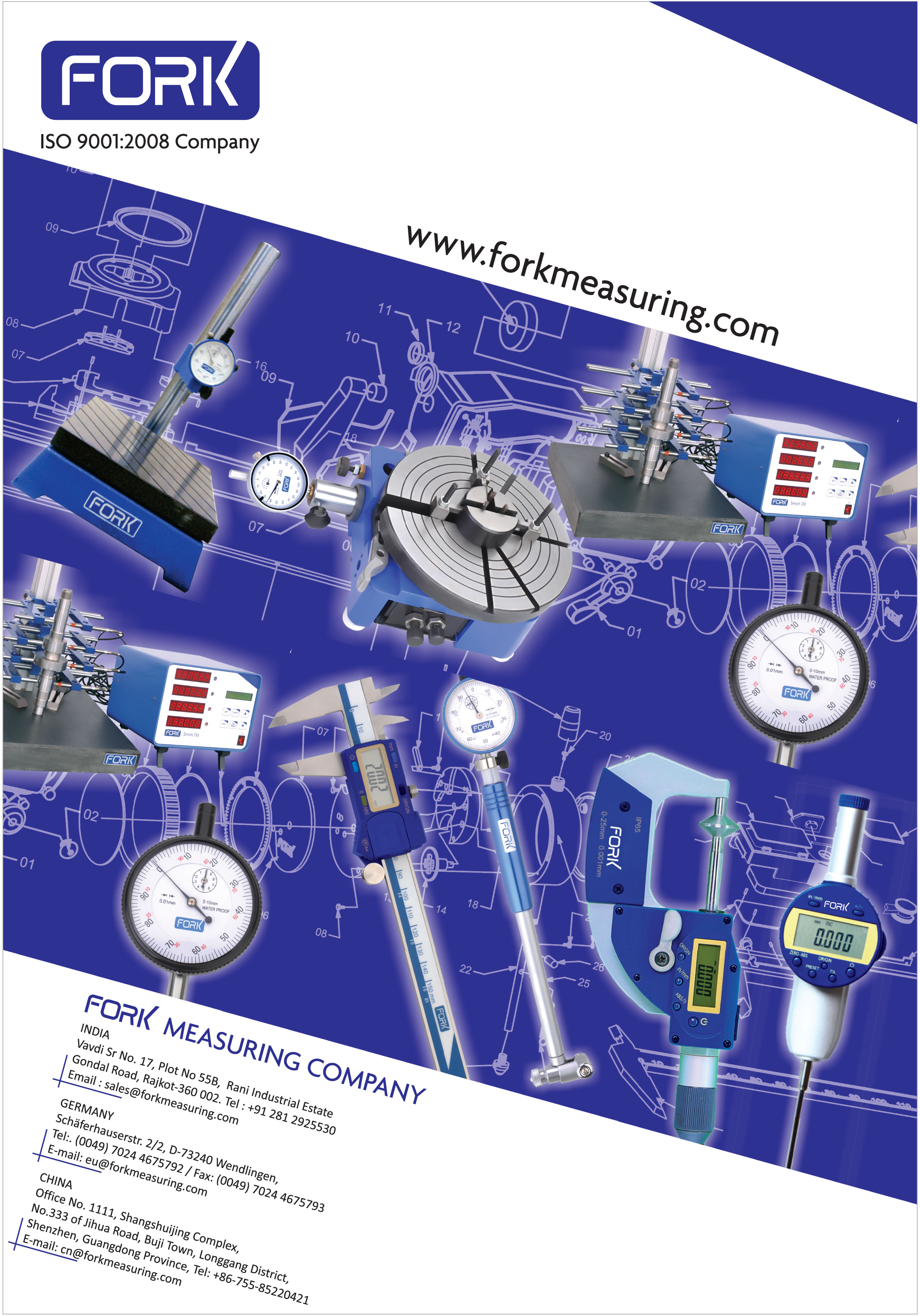 Lapping Machines, Surface Plates, Bench Center, Dial Calibration Testers, Calibration Masters, Performance Guages, Dial Indicators, Calipers, Digital Calipers, Micrometers, Length Comparator,Indicators, Calipers