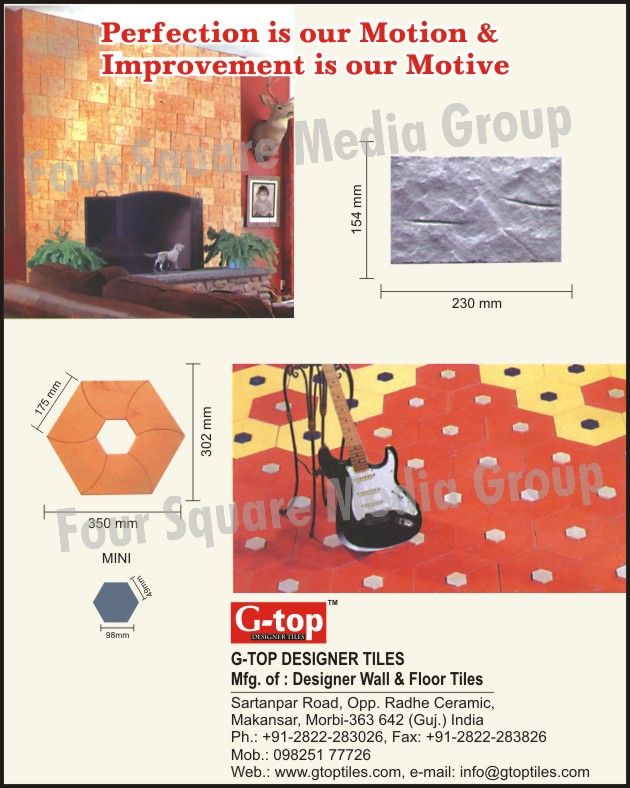 Bamboo Tiles, Brick Tiles, Tiles, Edan Tiles,