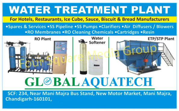 Water Treatment Plants, Mineral Water Plants, ETP Plants, Effluent Treatment Plants, STP Plants, Sewage Treatment Plants, Water Softeners, Water Treatment Plant Spares, Water Treatment Plant Services, Stainless Steel Pipelines, Stainless Steel Pumps, Clarifiers, Air Diffusers, Air Blowers, Reverse Osmosis Membranes, Reverse Osmosis Cleaning Chemicals, Cartridges, Resin, Reverse Osmosis Plants,RO Plant