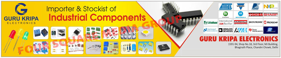 Industrial Components, Rectifier, Semiconductor