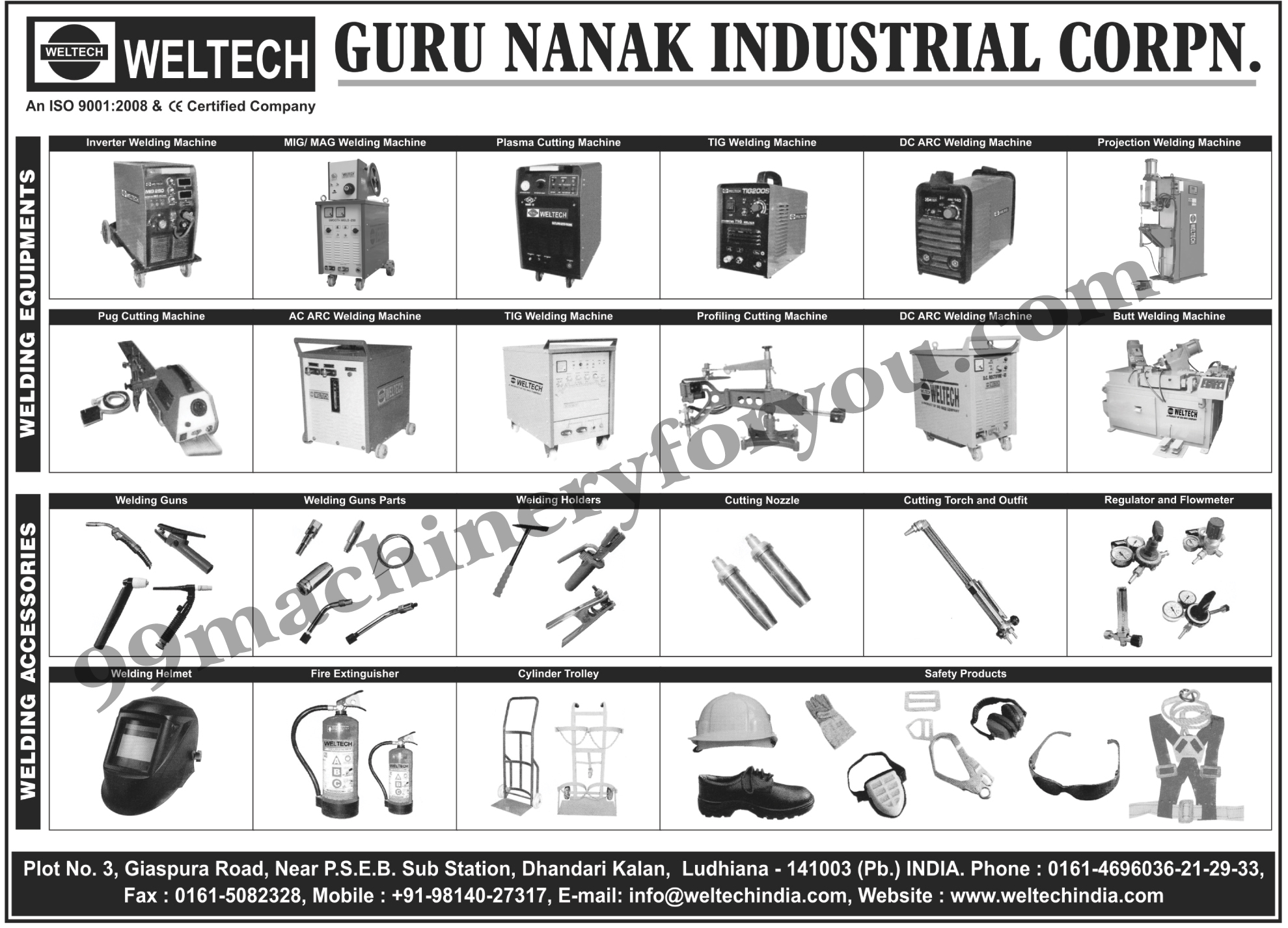 Inverter Welding Machines, MIG Welding Machines, MAG Welding Machines, Plasma Cutting Machines, DC Arc Welding Machines, Projection Welding Machines, Butt Welding Machines, Pug Cutting Machines, AC Arc Welding Machines, Profiling Cutting Machines, Profile Cutting Machines, Welding Accessories, Welding Gun Parts, Welding Holders, Cutting Torch, Cutting Outfit, Regulator, Flowmeter, Welding Helmet, Fire Extinguishers, Cylinder Trolleys, Safety Products, Dust Mask, Safety Hand Gloves, Head Phones, Safety Belt Hook, Safety Belt Buckels, Safety Helmets, Safety Belt, Safety Goggles, PVC Safety Shoes, Smart cleaning Machines, Back Vac Cleaning Machines, Alpha Plus Cleaning Machines, Ecoline Industrial Vaccum Sweepers, Plasma Cutting Spares, Welding Machine, Mig Machine, Fire Safety Products