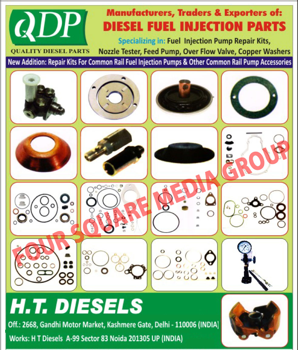Diesel Fuel Injection Parts | Fuel Injection Pump Repair