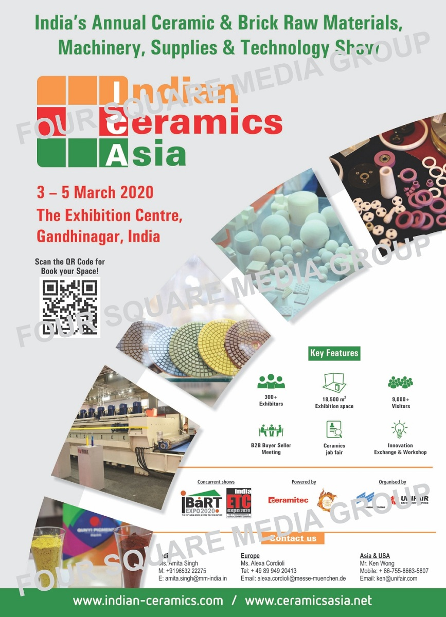 India Ceramics Asia Exhibition