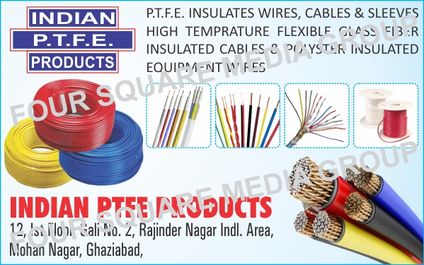 PTFE Insulated Wire | PTFE Cable | PTFE Sleeve | High Temperature ...