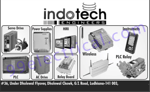 PLC Relay, Relay Boards, Power Supplies, Profibus Connector, Profibus Cables, Terminal Block, Sensors, Limit Switches, Multiple Limit Switches,Push Button, Indicator, SSR, Flexible Conduit Pipe, Conduit Glands, Cable Glands, Round Connector, Aluminium Boxes, PC Boxes, ABS Boxes, Axial Fans, Fan Filters, Tie Mount Base, Drag Chains,
