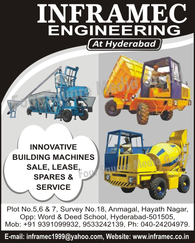 Concrete Batching Plants, Mobile Concrete Mixing Machines,Batching Plants
