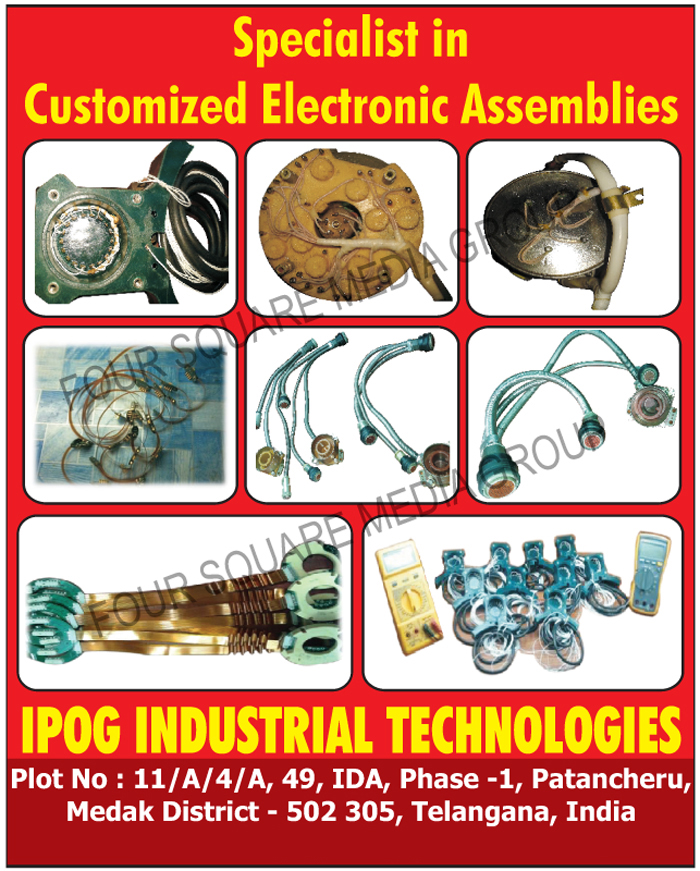 Customized Electronic Assemblies, Customized Electronic Assembly