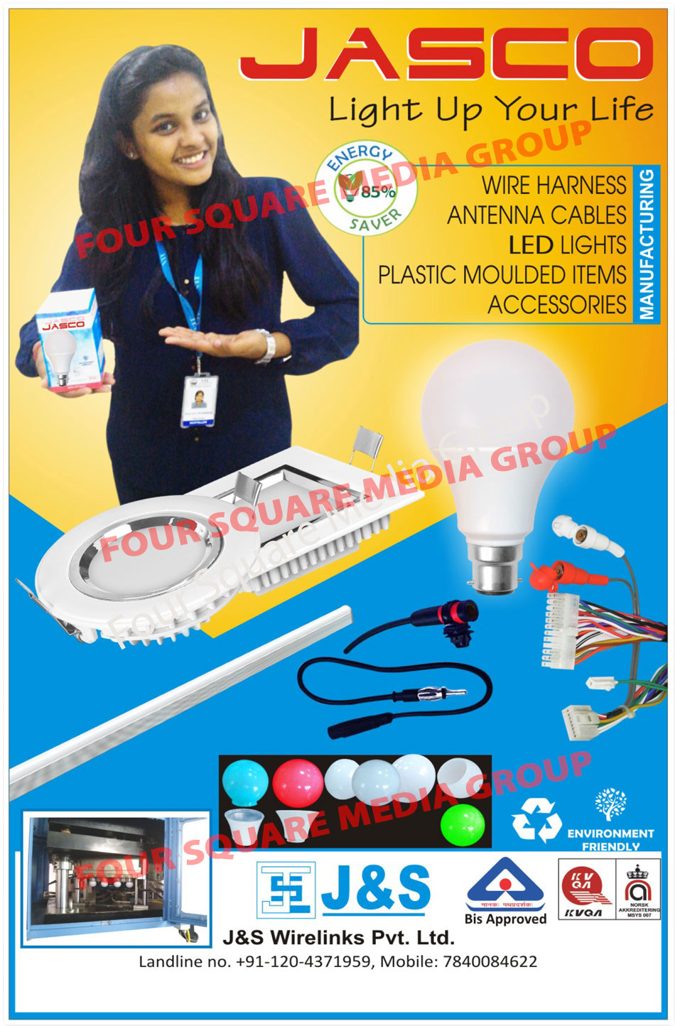Wire Harnesses, Led Lights, Led Bulbs, Led Housings, Led Bulb Base, Antenna Cables, Plastic Moulded Items, Wire Harness Accessories, Lead Accessories, Led Light Housings, Led Bulb Housings