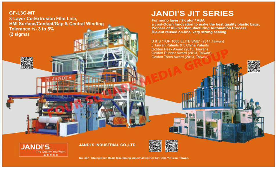 Jandis Industrial Co. Ltd