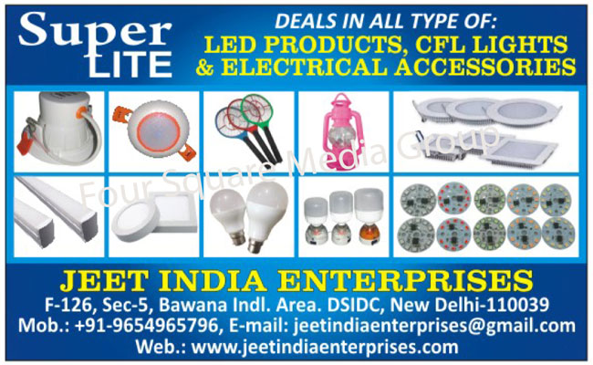 Led Products, Led Lights, Led Bulbs, Led Panel Lights, Led Tube Lights, Cfl Lights, Electrical Accessories, Cfl Fitting Accessories