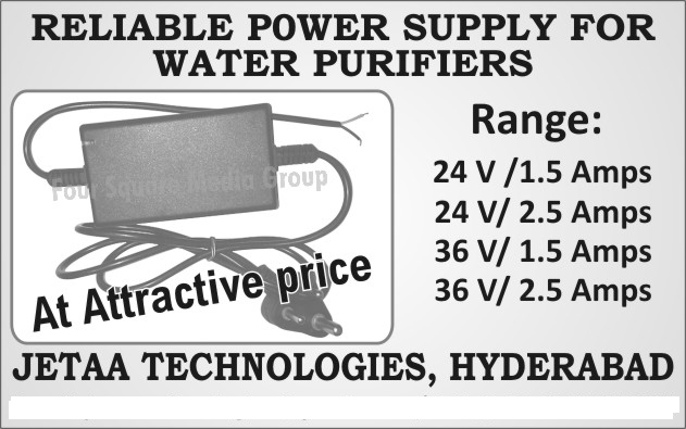Water Purifier Power Supply
