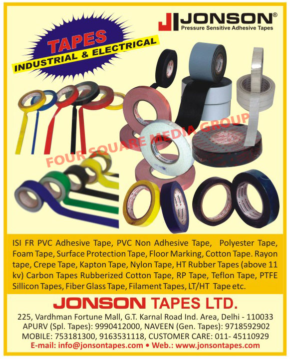 Masking Tape, Cotton Tapes, EVA Foam Tapes, PU Foam Tapes, Nitrile Foam Tapes, Double Sided Plate Mounting Tapes, Filament Tapes, VHB Tapes, Floor Marking Tapes, Anti Skid Tapes, Reflective Tapes, Night Glow Tapes, Gasket Foam Tapes, Aluminium Foil Tapes, Surface Protection Films, Pressure Sensitive Adhesive Tapes,Adhesive Tapes, Reflective Tapes, Surface Protection Films, Tapes, Foam Tapes, Garments Tapes, Fabrics Tapes, Ribbon Tapes, Shoes Tapes, Leather Tapes, Electrical Tapes, Packaging Tapes, Wraping Coating Materials, Panel Bonding Tapes, Mastic Buntyl Tapes, Joint Filler Boards, Aluminium Tapes