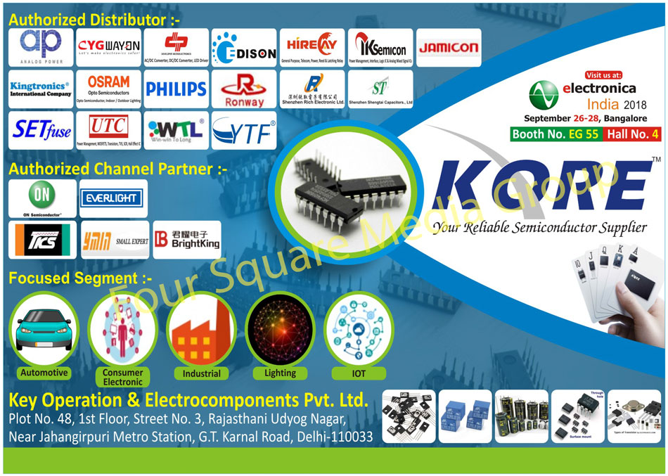 Current Drivers, Led SMPS, Led Lights, Led Strips, Led Bulbs, Led Products, Bulbs, Fixtures, Modules, Rigid Strips, Strip Lights, High Watt LED, SMD LED, Led Downlighters, Led Downlighter Fixtures, Led  Modules, Led Street Light Modules, Led Bulb Modules, Led Rigid Strips, Led Accessories, AC Converters, DC Converters, Led Drivers, Relays, Telecom Relays, Power Relays, Reed Relays, Latching Relays, ICs, Power Management ICs, Interface ICs, Logic ICs, Analog Mixed Signal ICs, Opto Semiconductors, Mosfets, Transistors