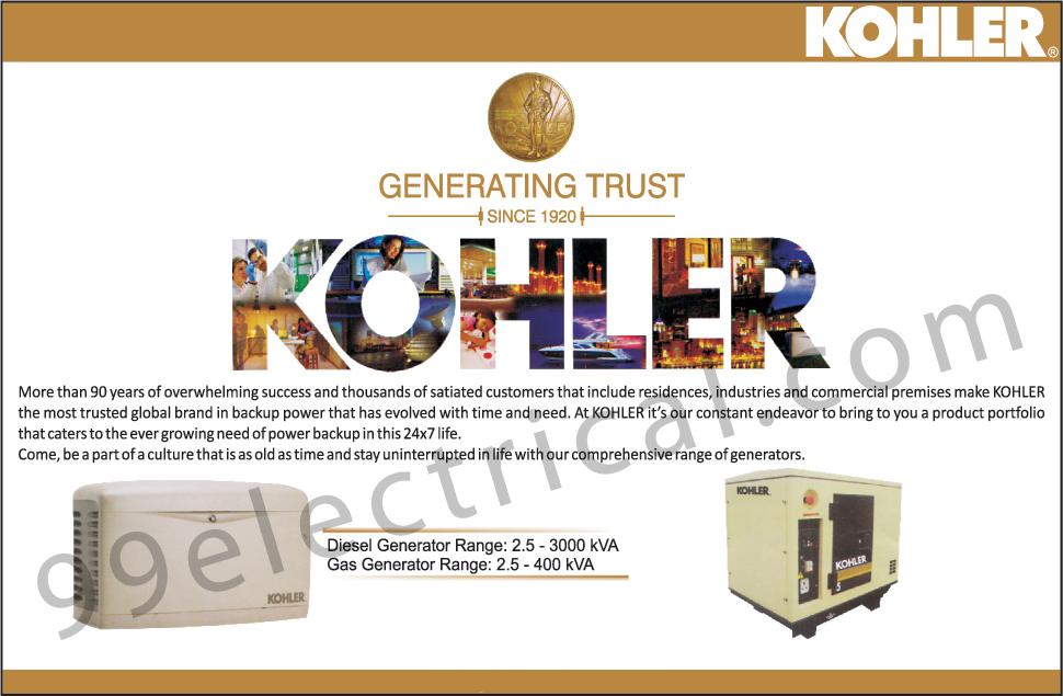 Diesel Generator, Gas Generator, Generator, Electrical Product,