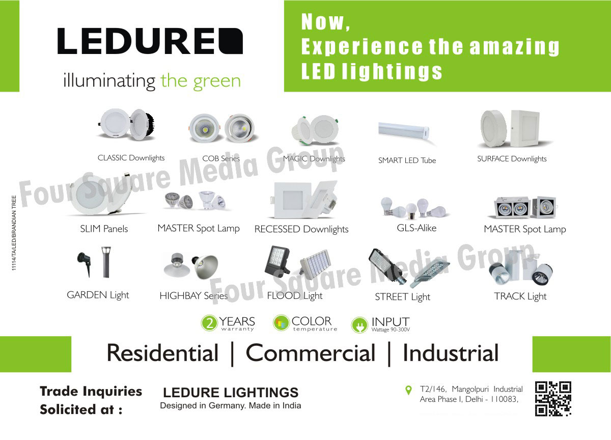 LED Lights, LED Down lights, COB series, Led Tube Lights, SURFACE LED Down Lights, LED Slim Panels, Spot LED Lamps, Garden Lights, LED High bay Lights, LED Flood Lights, LED Street Lights, LED Track Lights, Street Lights, Track Lights, Highbay Series, Lights, Slim Panels, Flood Lights