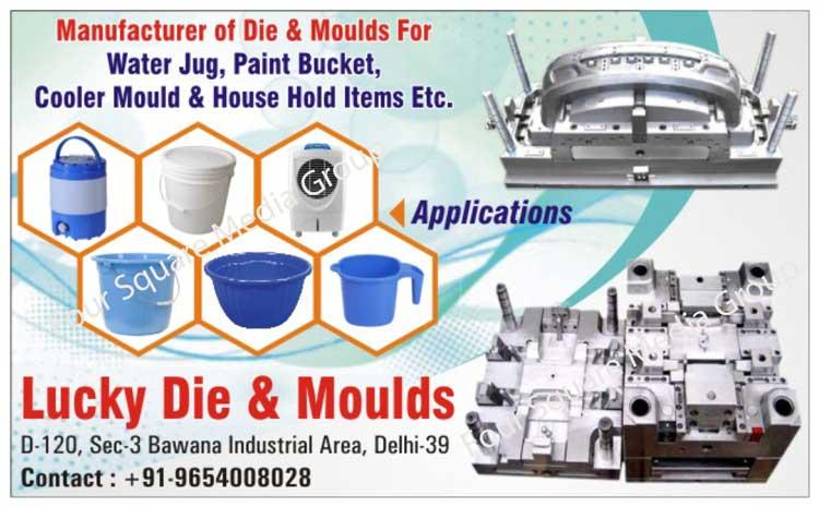 Plastic Product Dies, Plastic Product Moulds, Dies, Moulds