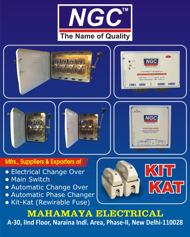 Electrical Changeover Switches | Main Switches | Automatic ...