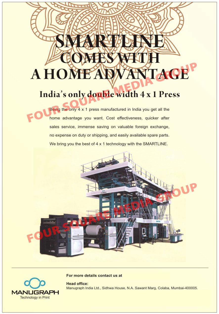 Printing Machines, Colour Printings