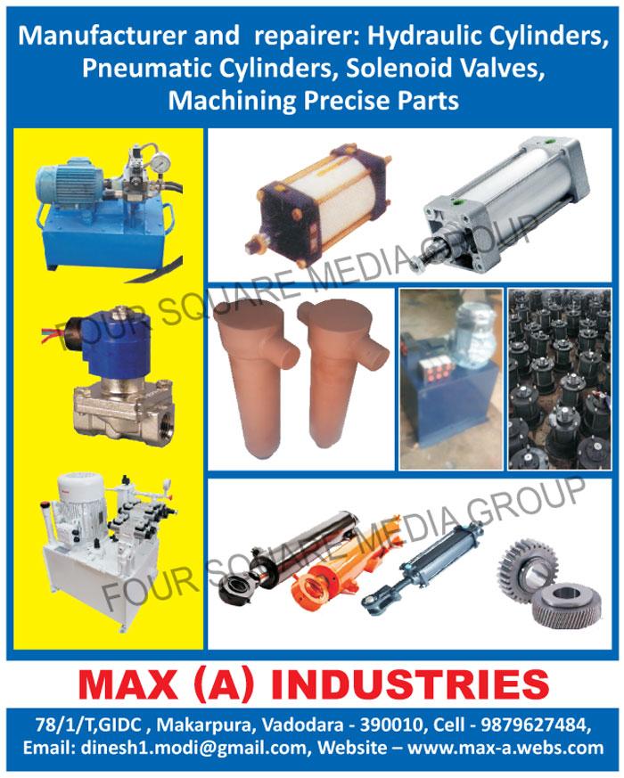 Hydraulic Cylinders | Hydraulic Cylinder Repairs | Hydraulic