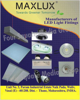 Led Light Fittings, Led Lights, Led Track Lights, Led Surface Mounted Lights, Led Down Lights, Led Spot Lights, Led Panel Lights, Led High Bay Lights, Led Street Lights