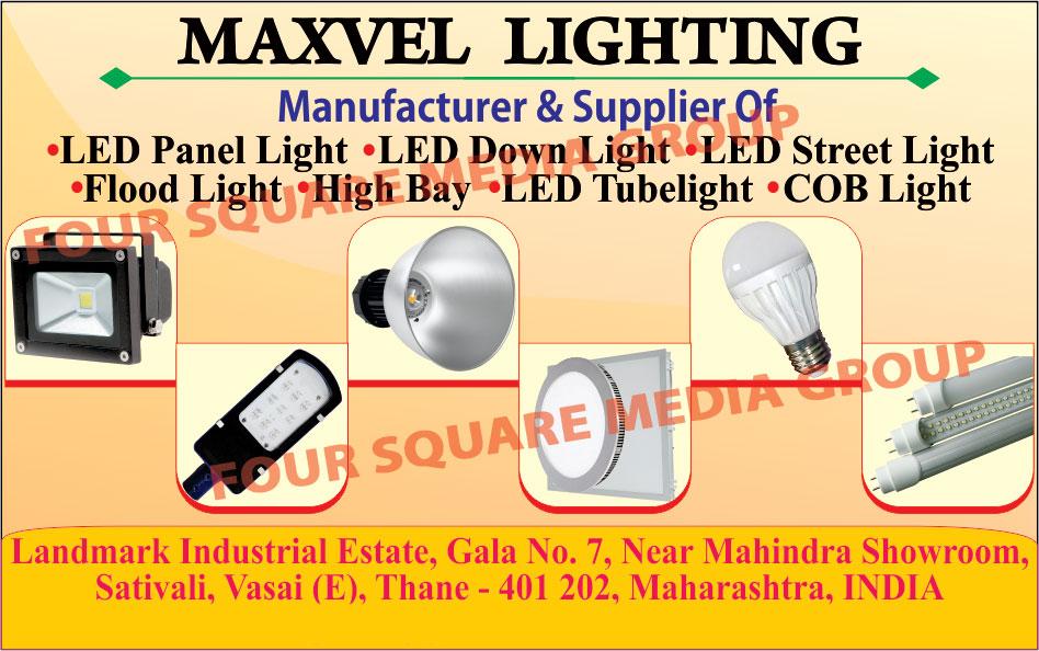 Led Street Lights Panel High Bay Tube COB As An Active Manufacturer Supplier Dealer Distributor