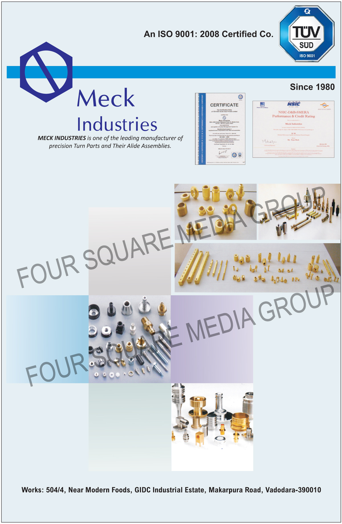 Precision Turn Parts, Precision Allied Assembly, Precision Allied Assemblies