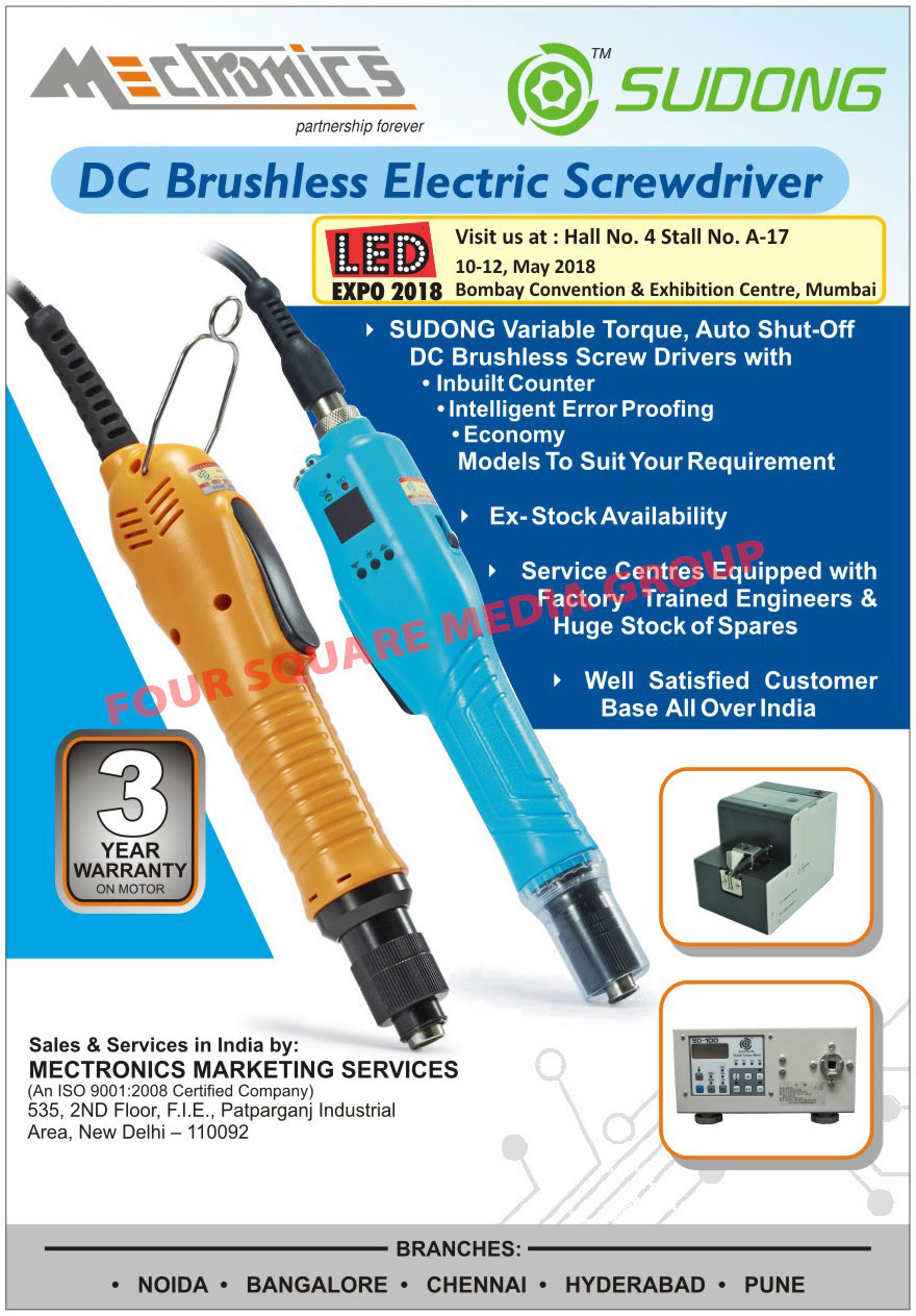 DC Brushless Electric Screwdrivers, Thermal Conductive Grease, Thermal Conductive Adhesives, Led Light Thermal Solution